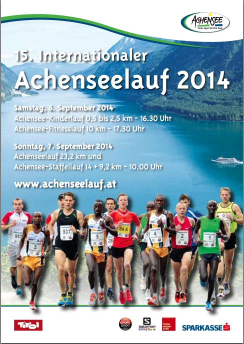 Achenseelauf Magazin 2014 – DOWNLOAD