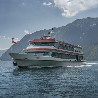 Schiff ahoi - Achenseeschiffahrt