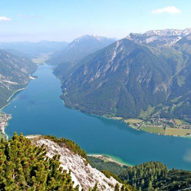 "Der Achensee - das ""Tiroler Meer"""