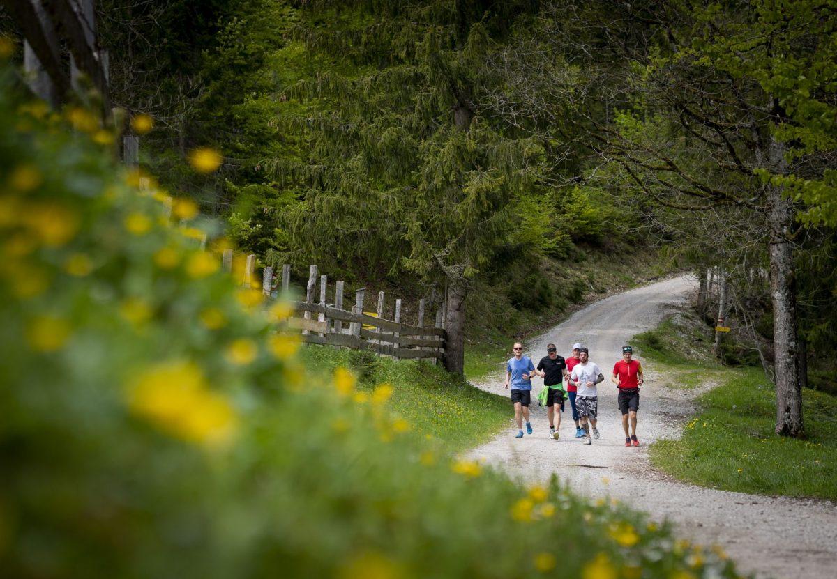 Achensee Laufcamp 2021