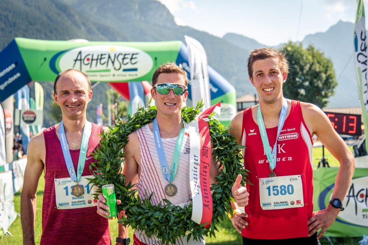 """""""Bestens gelaufen!"""" Voller Erfolg für 21. Achenseelauf"""